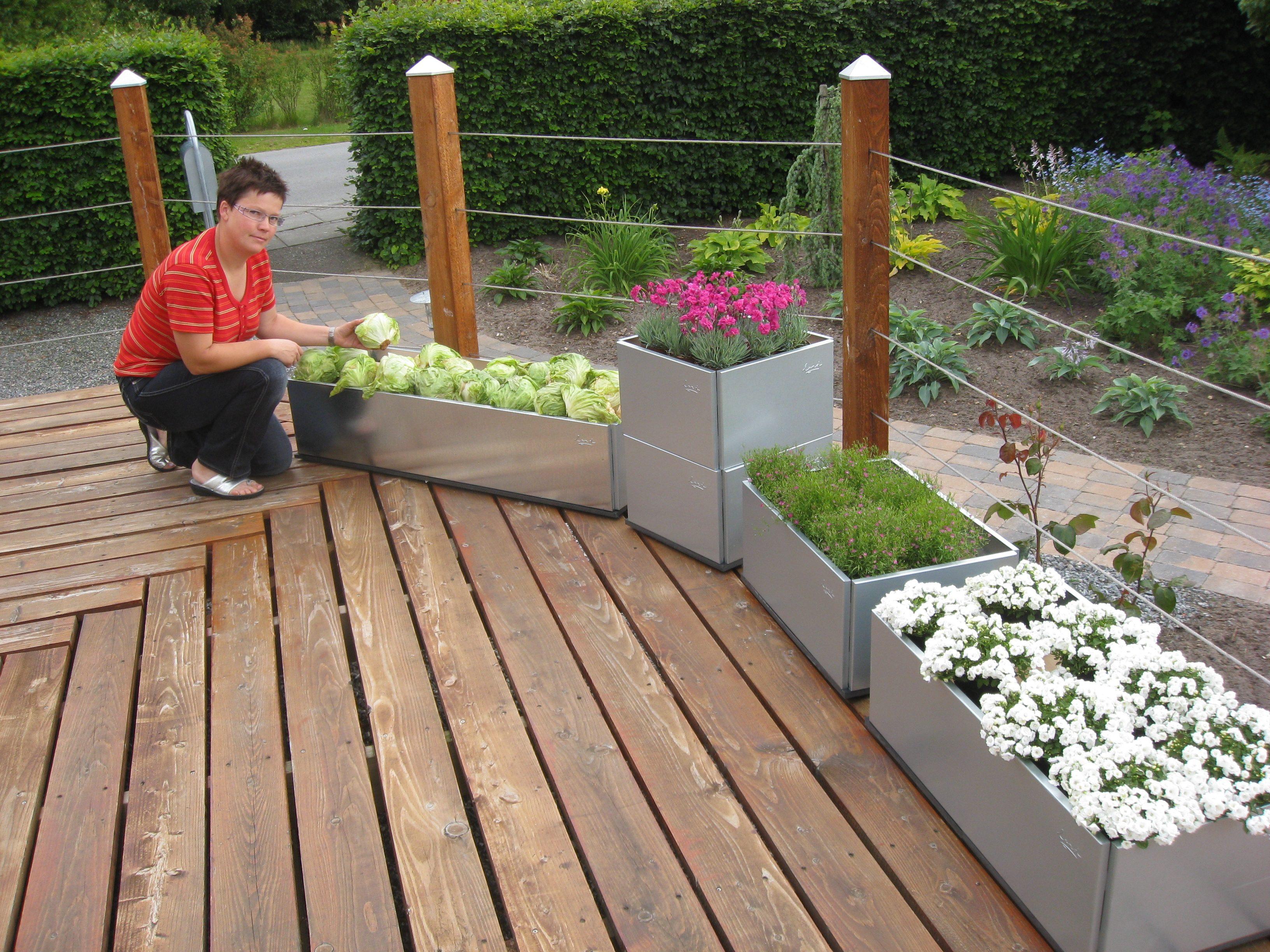 Hvad skal vi med terrassen?   landhave.dk
