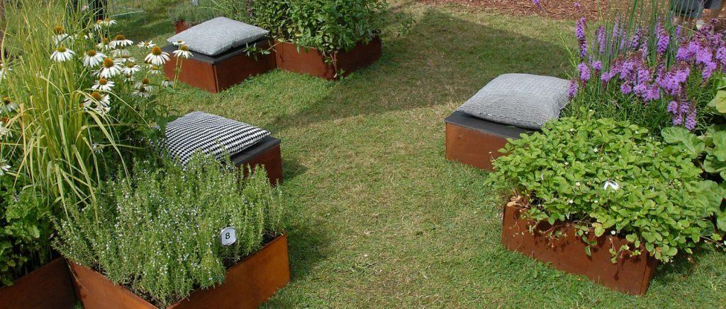 Klassiske plantekasser fra Land Højbede