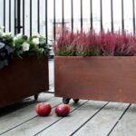 Land Classic - Smalt altankassesæt med hjul