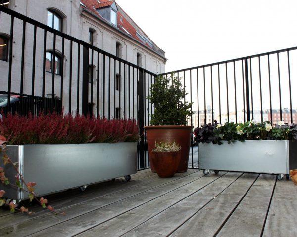 Land Classic smalle altankasser fra Land Højbede