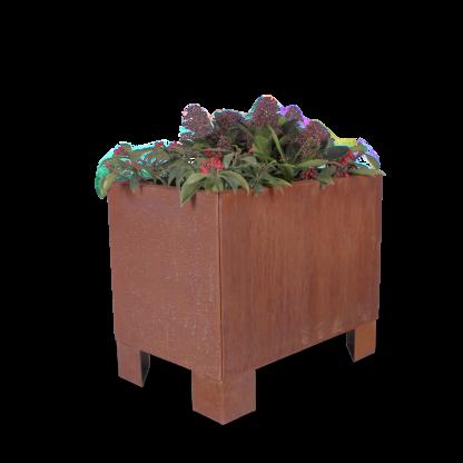 Land Modern plantekumme eller lille højbed 40x60cm på ben